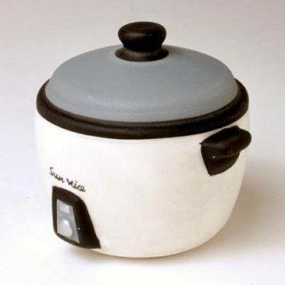 昭和レトロ貯金箱 【炊飯器】
