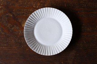 6寸皿 菊