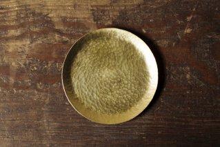 満月平皿 五寸