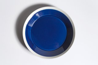 dishes 220 plate (ink blue)