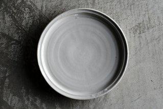 プレートリム皿7寸