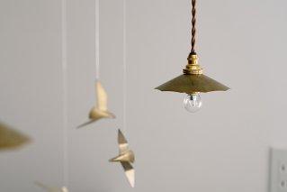 Lamp shade 十角小(真鍮