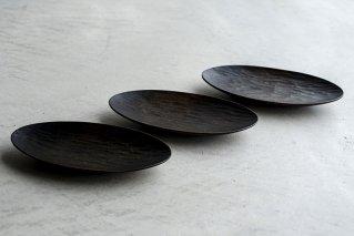 南裕基 楕円豆皿(長)