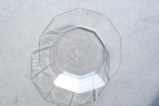 金縁 十角リム皿