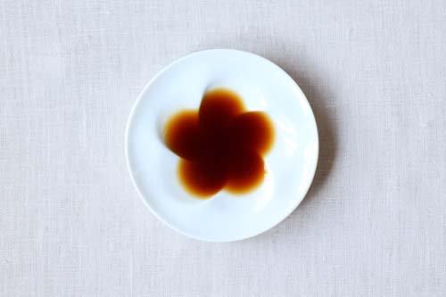 梅しょうゆ小皿