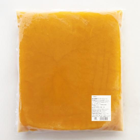 業務用冷凍マンゴー ピュレ(※2�×5袋)★参考価格です★