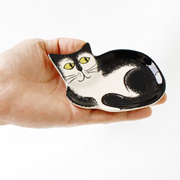 小さなトレー|【Hannah Turner】 Cat 【スリランカ製】