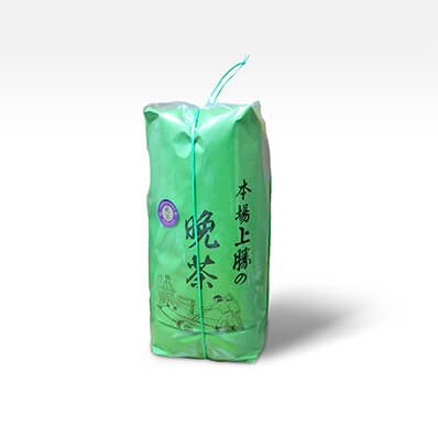 8月10日以降発送 2021年 新茶 阿波晩茶(上勝晩茶)神田茶 - 1kg