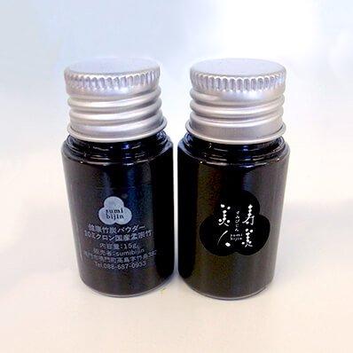 sumibijin 食用竹炭パウダー - 30g