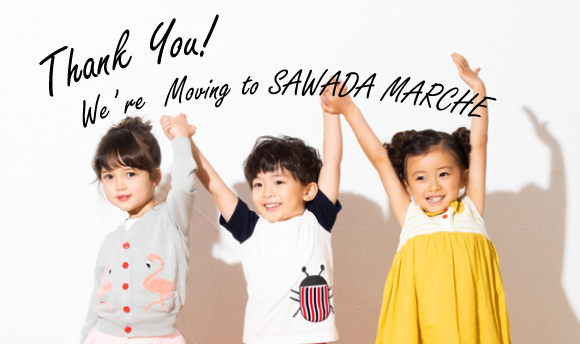 thank you, we are closing and moving to SAWADA MARCHE.