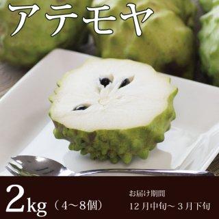 アテモヤ-森のアイスクリーム 2kg(4〜8個)