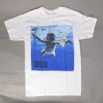 (M) ニルヴァーナ NEVER MIND Tシャツ(新品)【メール便可】