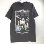 (L) レッドツェッペリン1969 BAND PROMO PHOTO Tシャツ (新品) 【メール便可】