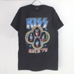 (M) KISS キッス ALIVE in '79 Tシャツ (新品) 【メール便可】