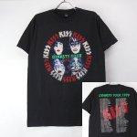 (XL) キッス DYNASTY Tシャツ (新品) 【メール便可】
