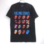 (M) ローリングストーンズ Evolution Blue & Lonesome Tシャツ(新品) オフィシャル【メール便可】