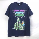 (L) ユーライアヒープ DEMONS & WIZARDS Tシャツ  オフィシャル (新品)【メール便可】