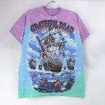 (M) グレイトフルデッド Ship of Fools Tシャツ (新品) オフィシャル 【メール便可】
