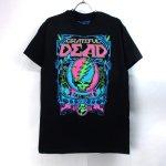 グレイトフルデッド Tシャツ SYF BLACKLIGHT(XL)【メール便可】 新品