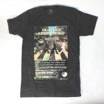 (XL) ビートルズ ABBEY ROAD  EIGHT-TRACK Tシャツ (新品)  BEATLES【メール便可】