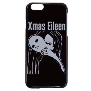 Xmas EileenガールロゴiPhone6/6S ケース(BK)