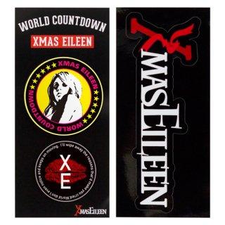 『WORLD COUNTDOWN』缶バッジ&バンパーステッカーSET