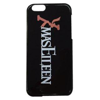 Xmas EileenバンドロゴiPhone6/6S ケース(BK)
