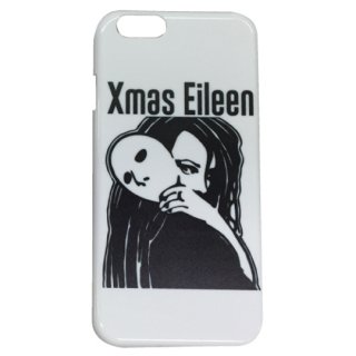 Xmas EileenガールロゴiPhone6/6S ケース(WH)