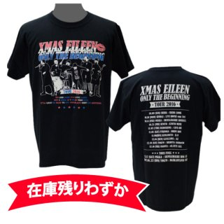 『ONLY THE BEGINNING』ツアーTシャツ(日程入り)