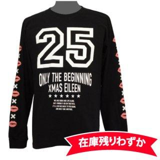 『ONLY THE BEGINNING』ロングスリーブTシャツ