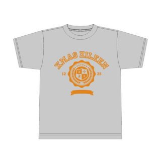 Xmas EileenカレッジTシャツ(グレー)