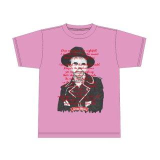 Photo Tシャツ(ピンク)