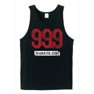 99.9タンクトップ(黒)