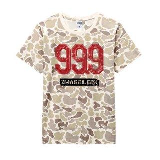 99.9迷彩Tシャツ(サンド)