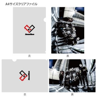 XE2019 XE クリアファイル <br>【XE S/S2019】