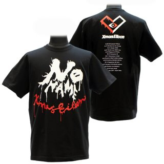 XE2019 NO NAMEツアー Tシャツ(ブラック)<br>【N/N】