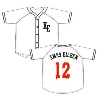 ベースボールシャツ(白)