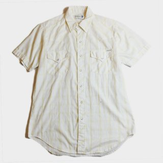 WESTERN CHECK S/S SHIRTS