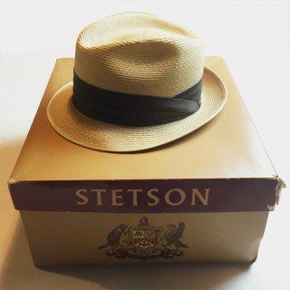 50's BRAID STRAW HAT (DEAD)