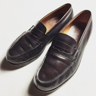 180 LOAFER (DARK BURGUNDY)
