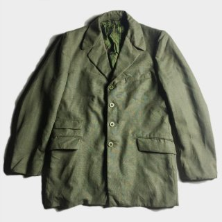 70's VIRGIN WOOL JKT (SET UP)