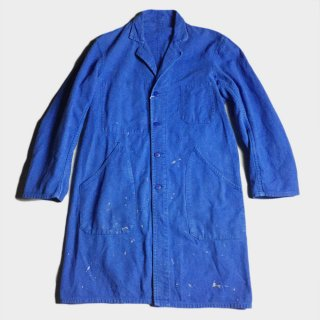 60's FRENCH ENGINEER COAT (M)
