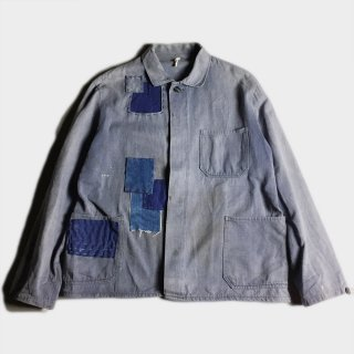 50's FRENCH PATCHWORK JKT