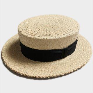 40's BOATER HAT(58CM)