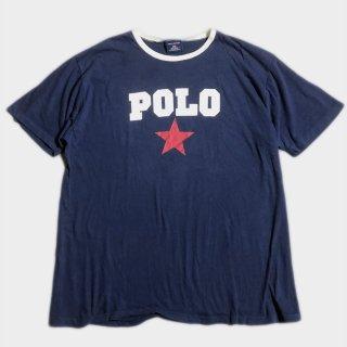 POLO STAR TEE (USA-L)
