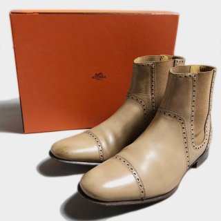 BROGUE SIDE.G BOOT(BOX-27CM)