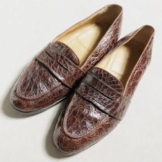 CROCODILE LOAFER (ITALY-26CM)