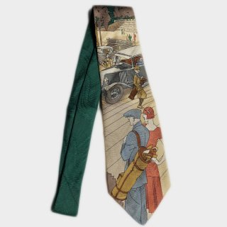 OLD GOLFMANS TIE(USA)