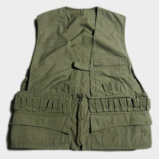 70's FRENCH HUNTING VEST(50)