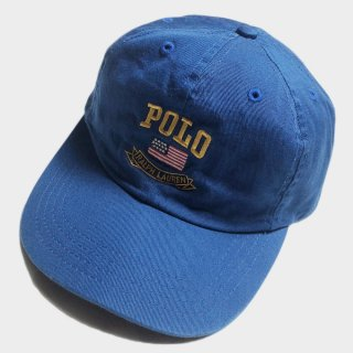 POLO FLAG LOGO CAP(USA)